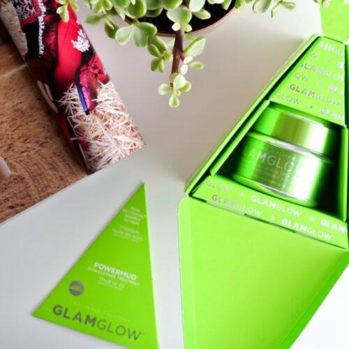 GlamGlow PowerMud maska || Recenze