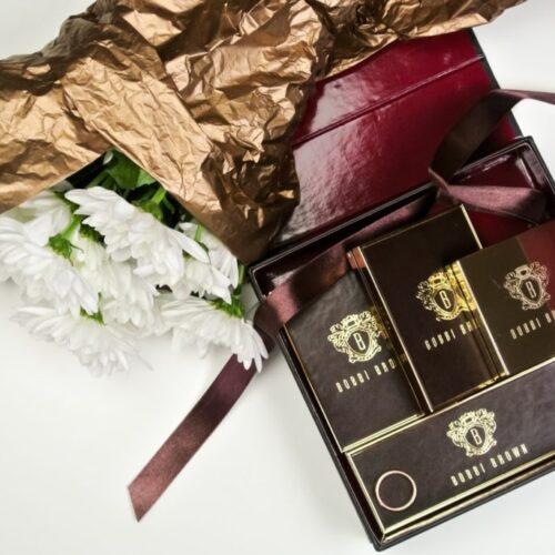Bobbi Brown Wine & Chocolate paletky a líčení // novinky #7