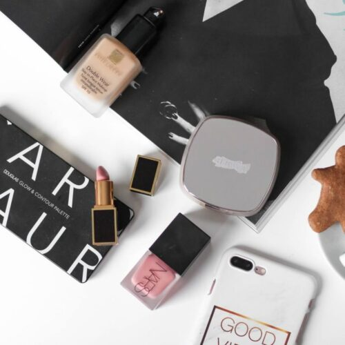 MAKEUP FAVES!    Oblíbená kosmetika prosinec 2018