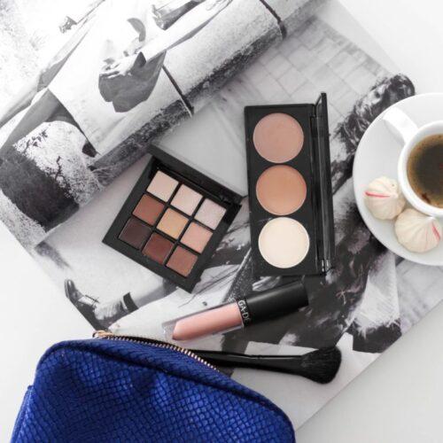 Nová značka kosmetiky u nás! || GA-DE recenze & líčení