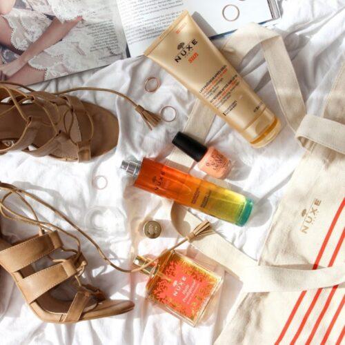 Letní Nuxe Sun novinky || Recenze & Instagram Giveaway (SKONČENO)