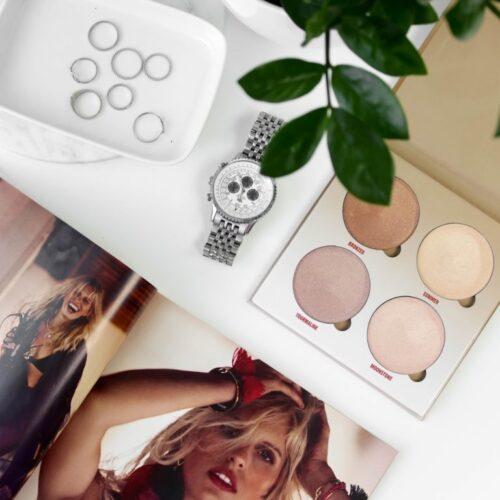 Anastasia Beverly Hills Sun Dipped Glow Kit    Recenze