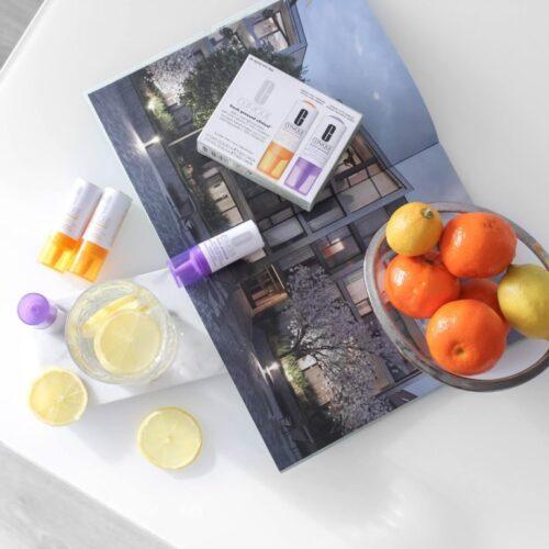 Clinique Fresh Pressed vitamín A & vitamín C    Recenze