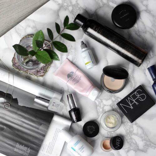 BEAUTY ESSENTIALS || 10 produktů, bez kterých se neobejdu