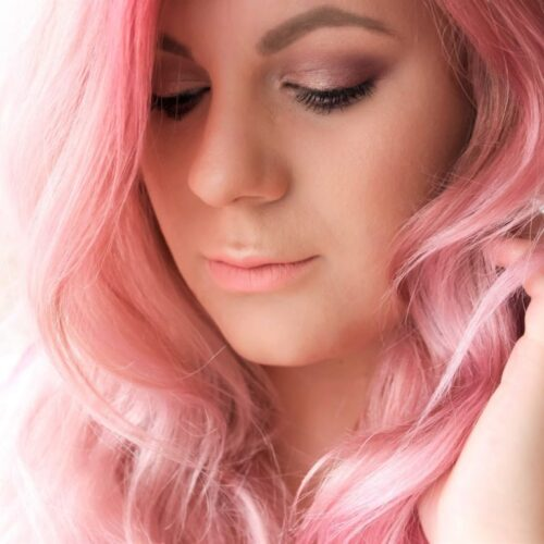 Maria Nila Pink Pop a péče o vlasy || recenze