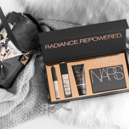 Novinky NARS! Skin Deep Eye Palette & Super Radiant Booster || Recenze