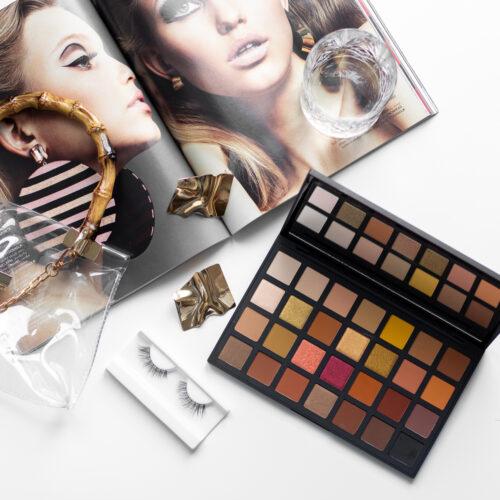 Líčení s paletkou Sephora PRO Warm Palette – Stojí za to? || Recenze