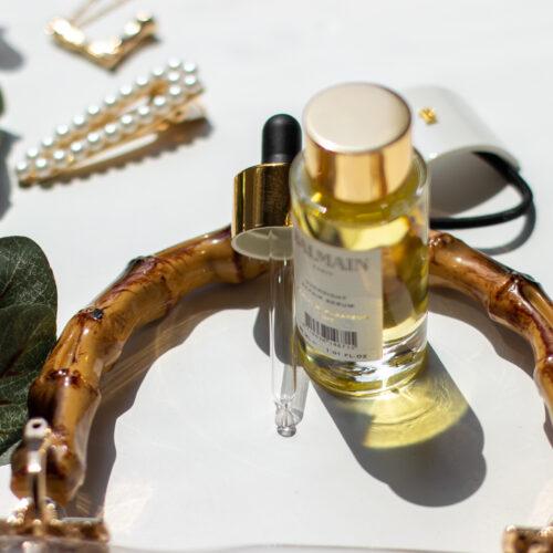 balmain overnight reapir serum olejíček na vlasy