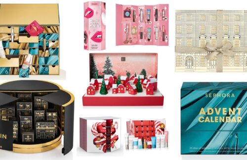 Vánoce 2020 Adventní kosmetické kalendáře