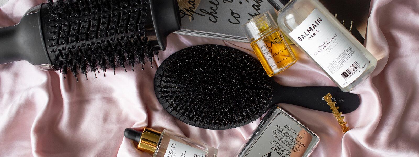 Top produkty na moje vlasy! || Hair care & tools 🖤
