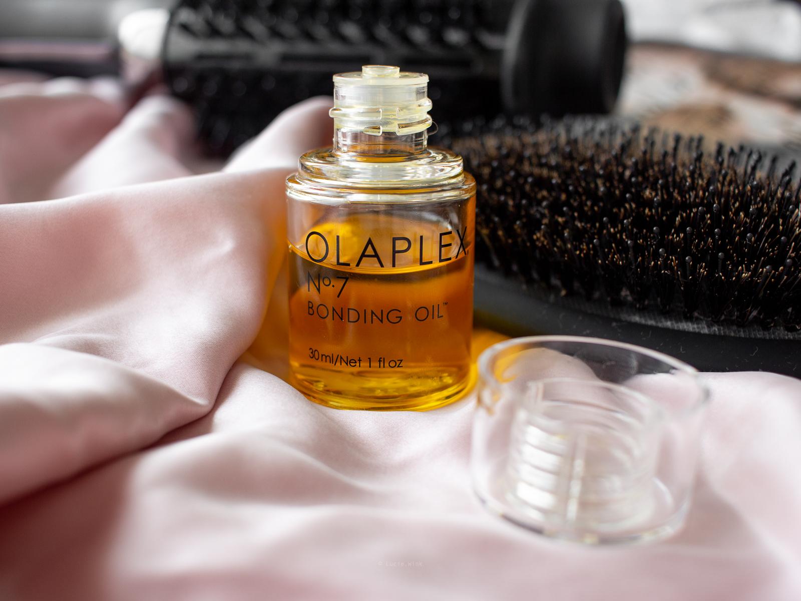 olejniček na opravu vlasu bonding oil olaplaex