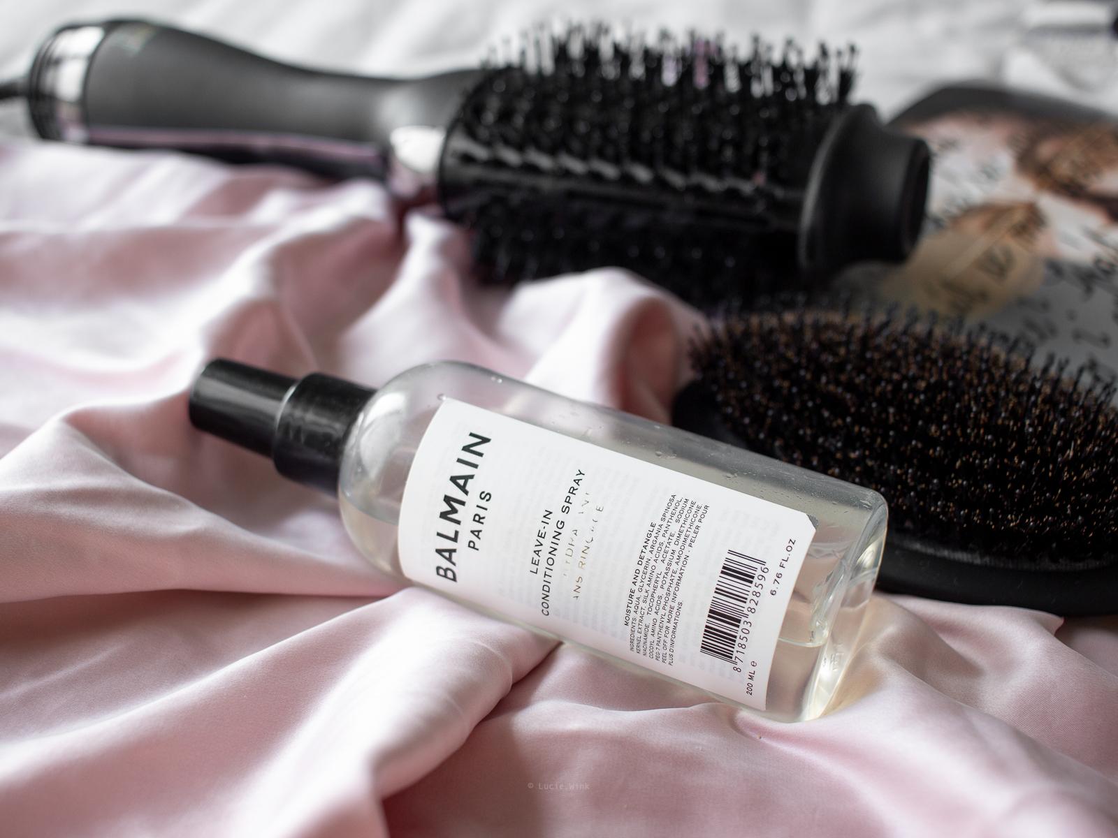 hydratační sprej na rozčesávání vlasů Balmain leave in conditioner