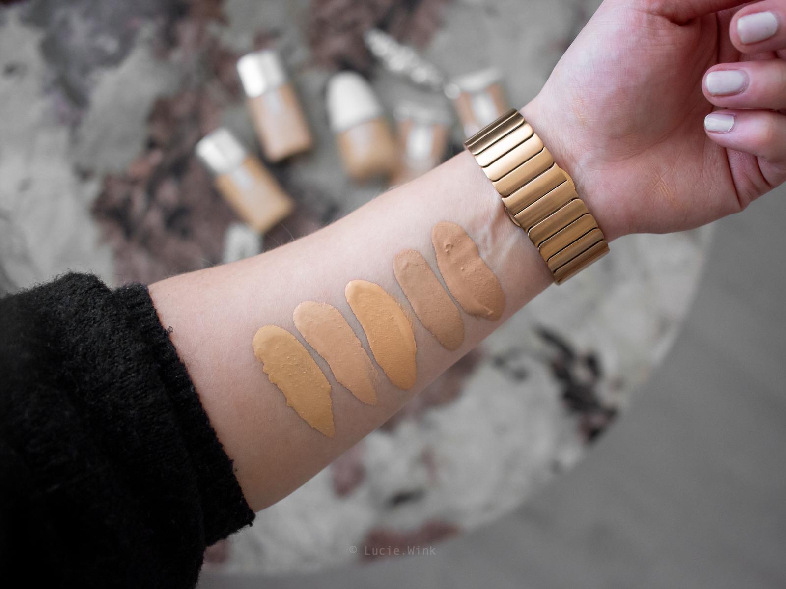 Odstíny makeupu Clinique Even Better Refresh a Clinical